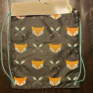 Other - CUTE FOX BAG